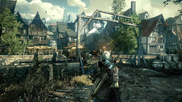 روستاهای The Witcher 3: Wild Hunt از موزه ها و داستان های اسلاوی الهام گرفته شده اند