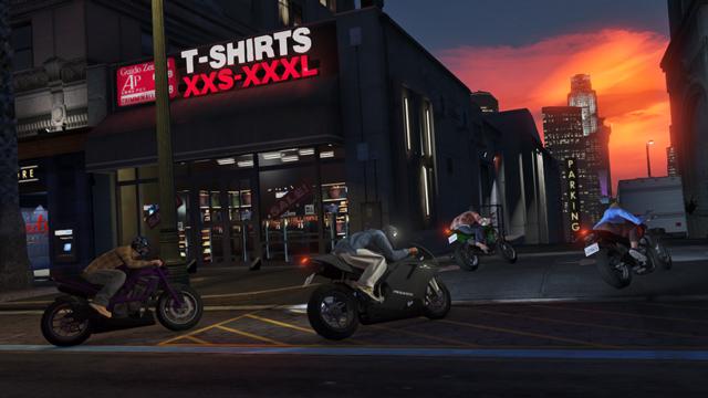 actual 1413906132 شغل های جدید GTA Online شما را به San Andreas قدیم بر میگردانند | آپدیت جدید برای GTA Online