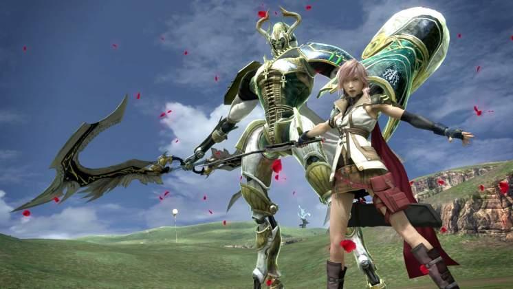 Final Fantasy XIII در حال حاضر برای PC در دسترس است