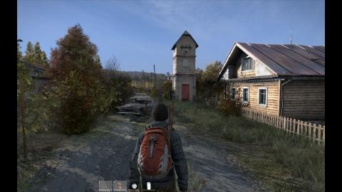 DayZ انحصاری PS4 نیست | تصاویری از بازی