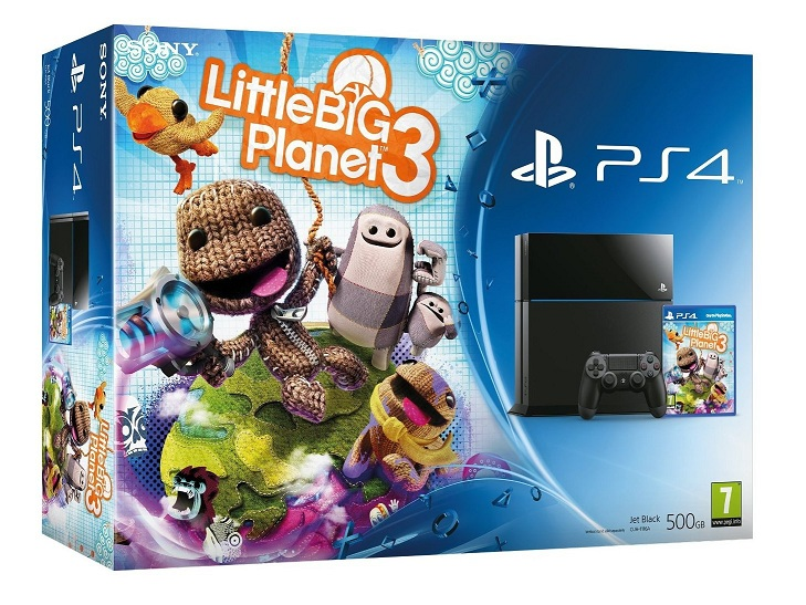lbp3 console باندل کنسول PS4 بازی LittleBigPlanet 3 در آمازون لیست شد