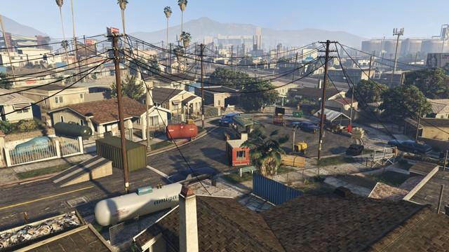 Double the Props in the Creator Tool تصاویر جدید از مسابقات 30 نفره در GTA Online | بروز رسانی روز اول برای نسخه های PS4 و Xbox One