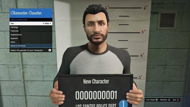 The Next Generation Character Creator تصاویر جدید از مسابقات 30 نفره در GTA Online | بروز رسانی روز اول برای نسخه های PS4 و Xbox One