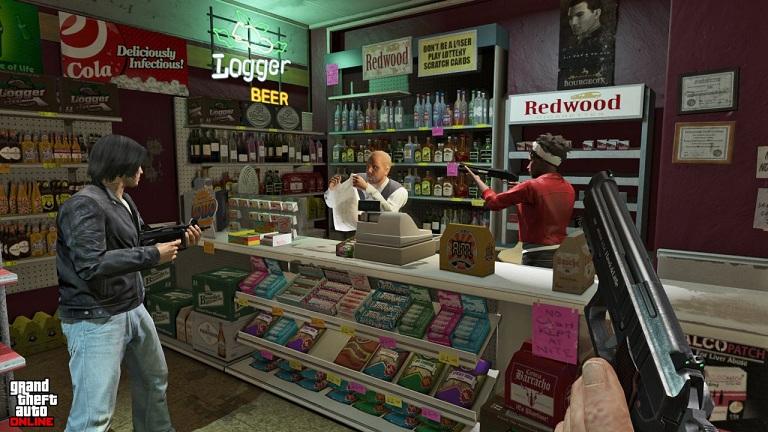 gta 5 ps4 xo 11 48 تصویر جدید از بازی GTA V بر روی Xbox One و PS4 منتشر شد | تصاویر نسخه PC به زودی