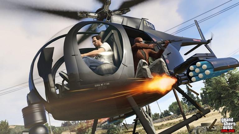 gta 5 ps4 xo 15 48 تصویر جدید از بازی GTA V بر روی Xbox One و PS4 منتشر شد | تصاویر نسخه PC به زودی