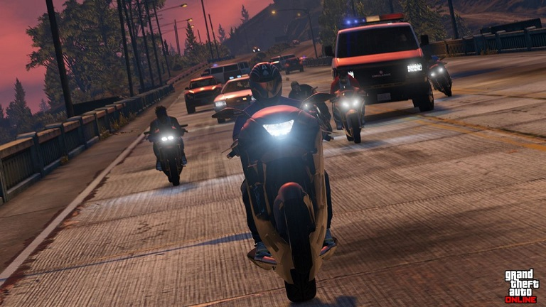 gta 5 ps4 xo 17 48 تصویر جدید از بازی GTA V بر روی Xbox One و PS4 منتشر شد | تصاویر نسخه PC به زودی