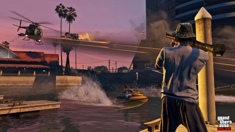 gta 5 ps4 xo 18 48 تصویر جدید از بازی GTA V بر روی Xbox One و PS4 منتشر شد | تصاویر نسخه PC به زودی