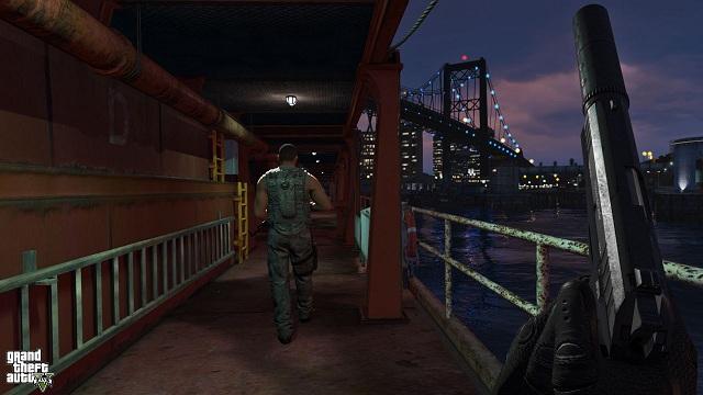 gta 5 ps4 xo 2 48 تصویر جدید از بازی GTA V بر روی Xbox One و PS4 منتشر شد | تصاویر نسخه PC به زودی