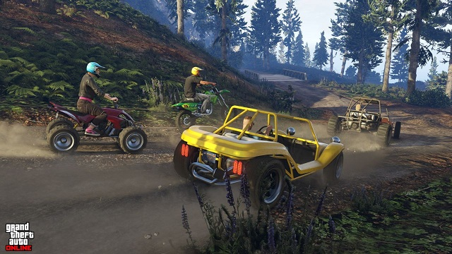 gta 5 ps4 xo 20 48 تصویر جدید از بازی GTA V بر روی Xbox One و PS4 منتشر شد | تصاویر نسخه PC به زودی