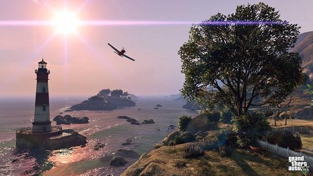 gta 5 ps4 xo 22 48 تصویر جدید از بازی GTA V بر روی Xbox One و PS4 منتشر شد | تصاویر نسخه PC به زودی
