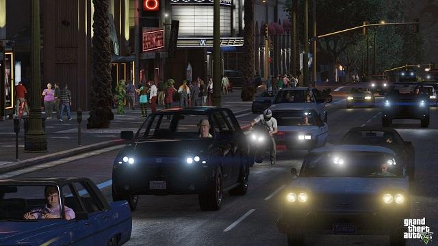 gta 5 ps4 xo 23 48 تصویر جدید از بازی GTA V بر روی Xbox One و PS4 منتشر شد | تصاویر نسخه PC به زودی