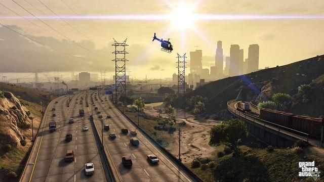 gta 5 ps4 xo 24 48 تصویر جدید از بازی GTA V بر روی Xbox One و PS4 منتشر شد | تصاویر نسخه PC به زودی
