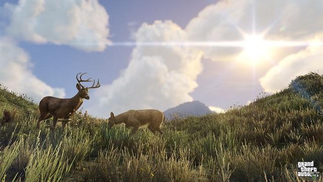gta 5 ps4 xo 25 48 تصویر جدید از بازی GTA V بر روی Xbox One و PS4 منتشر شد | تصاویر نسخه PC به زودی