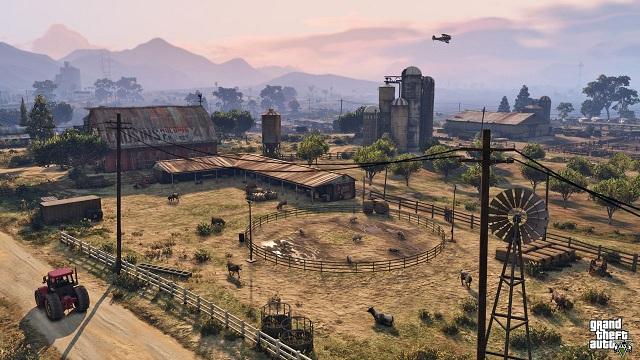 gta 5 ps4 xo 29 48 تصویر جدید از بازی GTA V بر روی Xbox One و PS4 منتشر شد | تصاویر نسخه PC به زودی