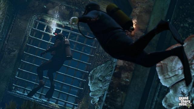 gta 5 ps4 xo 33 48 تصویر جدید از بازی GTA V بر روی Xbox One و PS4 منتشر شد | تصاویر نسخه PC به زودی