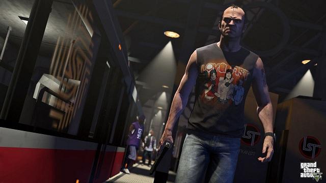 gta 5 ps4 xo 34 48 تصویر جدید از بازی GTA V بر روی Xbox One و PS4 منتشر شد | تصاویر نسخه PC به زودی