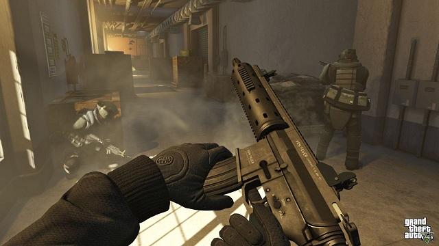 gta 5 ps4 xo 37 48 تصویر جدید از بازی GTA V بر روی Xbox One و PS4 منتشر شد | تصاویر نسخه PC به زودی