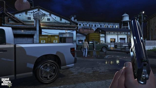 gta 5 ps4 xo 39 48 تصویر جدید از بازی GTA V بر روی Xbox One و PS4 منتشر شد | تصاویر نسخه PC به زودی