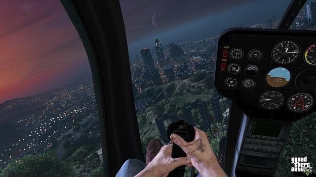 gta 5 ps4 xo 40 48 تصویر جدید از بازی GTA V بر روی Xbox One و PS4 منتشر شد | تصاویر نسخه PC به زودی