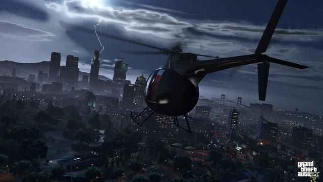 gta 5 ps4 xo 43 48 تصویر جدید از بازی GTA V بر روی Xbox One و PS4 منتشر شد | تصاویر نسخه PC به زودی