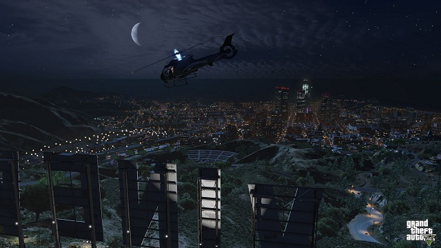 gta 5 ps4 xo 46 48 تصویر جدید از بازی GTA V بر روی Xbox One و PS4 منتشر شد | تصاویر نسخه PC به زودی