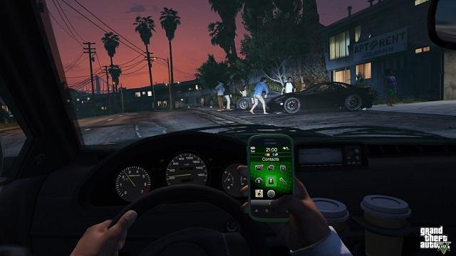 gta 5 ps4 xo 48 48 تصویر جدید از بازی GTA V بر روی Xbox One و PS4 منتشر شد | تصاویر نسخه PC به زودی