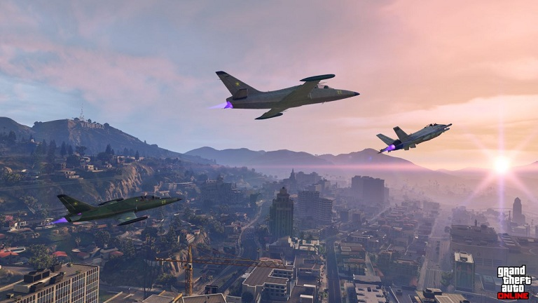 gta 5 ps4 xo 6 48 تصویر جدید از بازی GTA V بر روی Xbox One و PS4 منتشر شد | تصاویر نسخه PC به زودی
