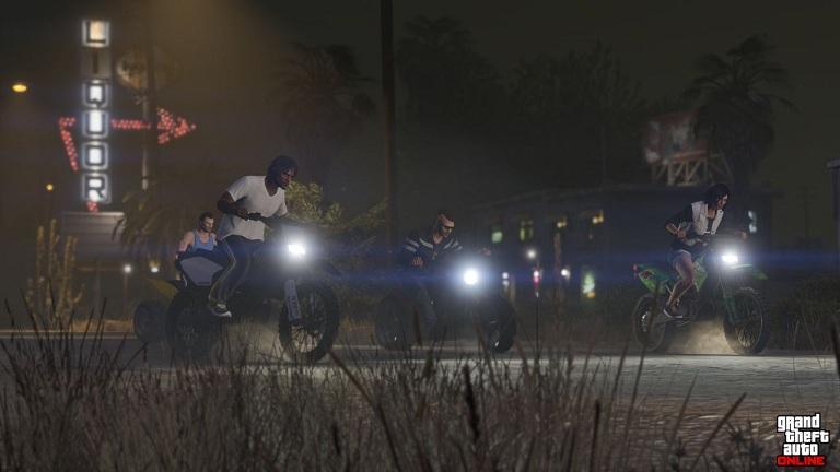 gta 5 ps4 xo 7 48 تصویر جدید از بازی GTA V بر روی Xbox One و PS4 منتشر شد | تصاویر نسخه PC به زودی