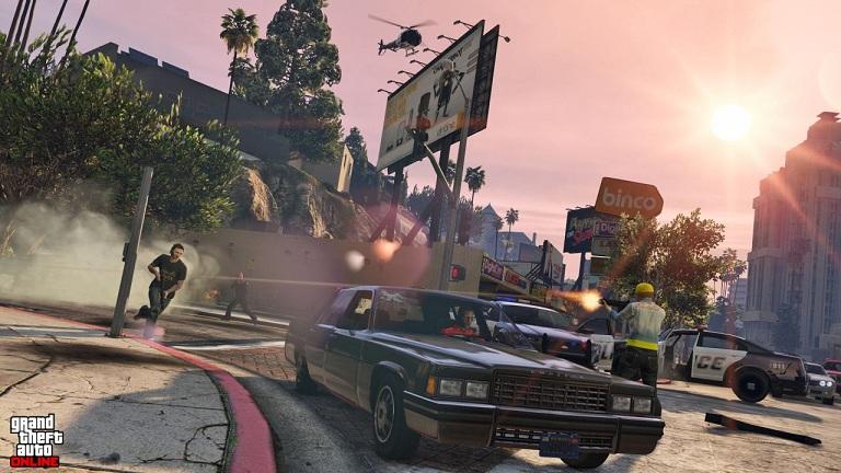 gta 5 ps4 xo 8 48 تصویر جدید از بازی GTA V بر روی Xbox One و PS4 منتشر شد | تصاویر نسخه PC به زودی