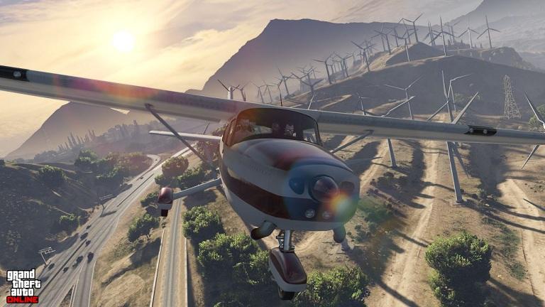 gta 5 ps4 xo 9 48 تصویر جدید از بازی GTA V بر روی Xbox One و PS4 منتشر شد | تصاویر نسخه PC به زودی