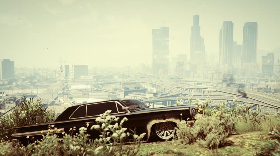 gta murrietta heigts arsenicThreat  عکاسان GTA 5 زیبایی Los Santos را به نمایش می کشند