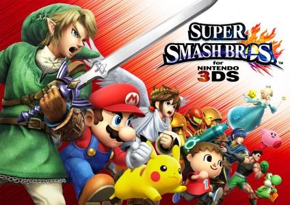 1413233843n3ds supersmashbros illustration02 424x300 شایعه: نامکو باندای در حال ساخت نسخه جدید Super Smash Bros برای کنسول NX است