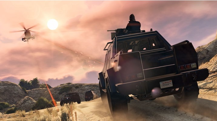 gta heists 3 GTA Online Heists در اوایل سال 2015 منتشر خواهد شد + اطلاعات و تصاویری جدید