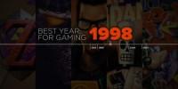 چرا سال ۱۹۹۸ یکی از بهترین سال های تاریخ بازی های ویدئویی می باشد؟