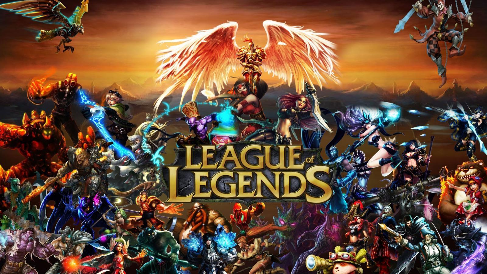 نتیجه تصویری برای League Of Legends