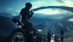 Final Fantasy XV Jump 250x144 شایعه: نسخه ی Episode Duscae عنوان Final Fantasy XV با کیفیت پایین تر از ۸۰۰p بر روی Xbox ONE اجرا می شود
