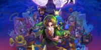 نمرات The Legend of Zelda: Majora's Mask 3D منتشر شدند
