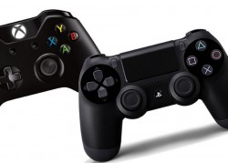 console controllers xbox ps4 250x179 ویدئو: واکنش کودکان به Xbox One و PlayStation 4 – زیرنویس اختصاصی گیمفا