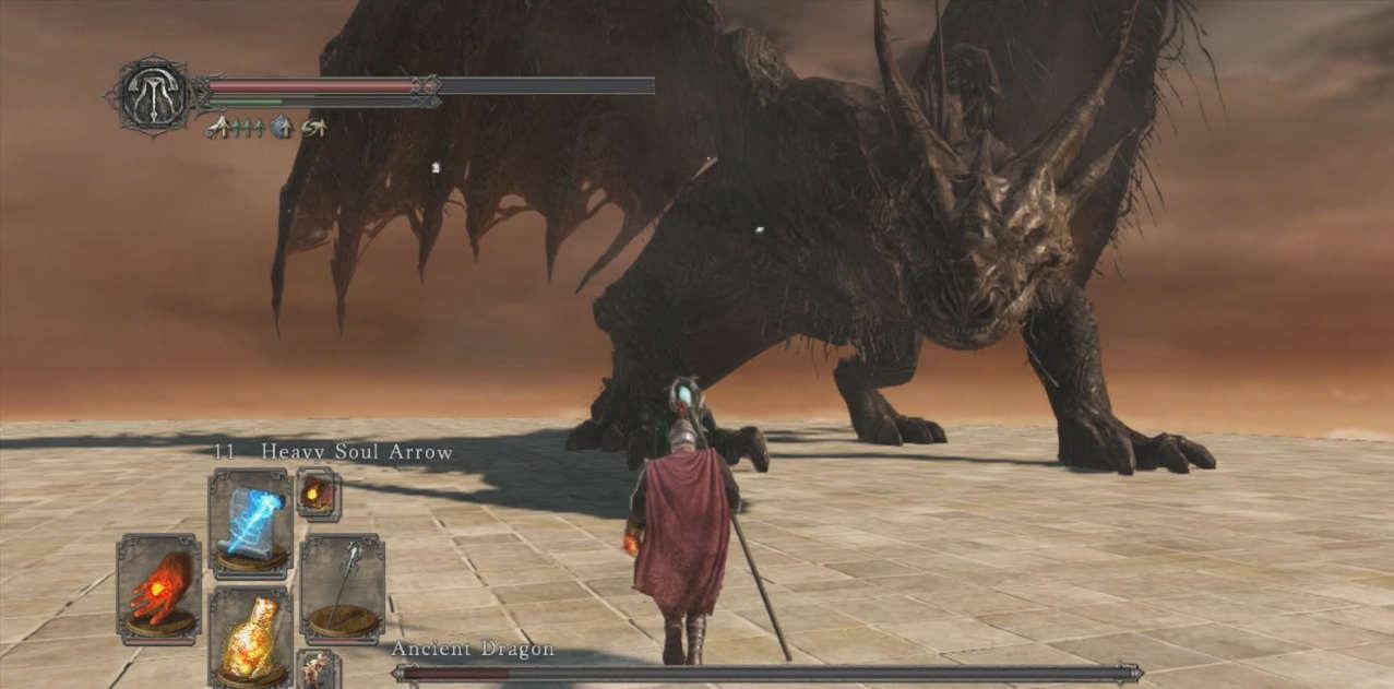 Ancient Dragon ۱۵ غول برتر سری Dark Souls