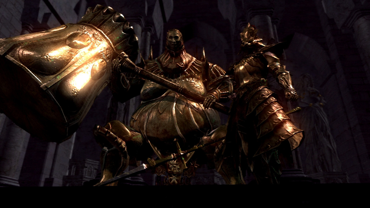 Dragon Slayer Ornstein and Executioner Smough ۱۵ غول برتر سری Dark Souls
