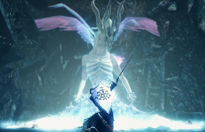 Seath the Scaleless ۱۵ غول برتر سری Dark Souls