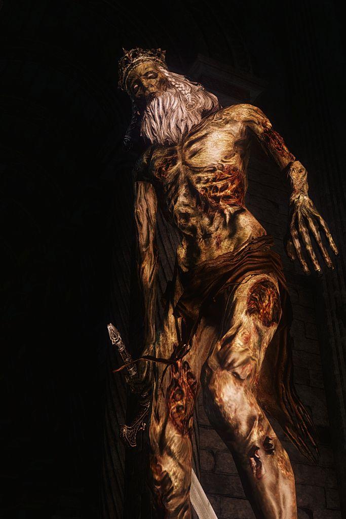 Vendrick ۱۵ غول برتر سری Dark Souls