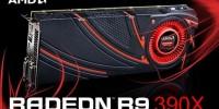 با جدیدترین اطلاعات از گرافیک Radeon R9 390X همراه شوید