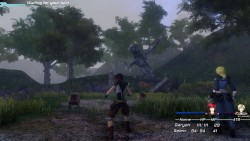 battle rain1 250x141 تصاویر جدیدی از بازی Edge Of Eternity منتشر شد