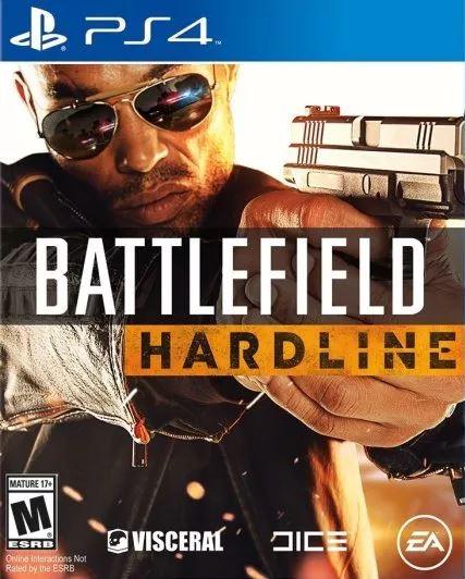 Battlefield Hardline Cover