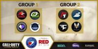 هشت تیم برتر جهان در بازی ندای وظیفه مشخص شد
