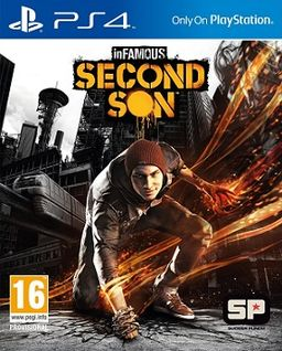 Infamous second son boxart Sucker Punch استودیوی Motion Capture جدیدی برای عنوان PS4 خود افتتاح کرد