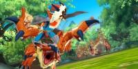 پائیز امسال نسخهی ۳Ds بازی Monster Hunter Stories برای غرب عرضه خواهد شد