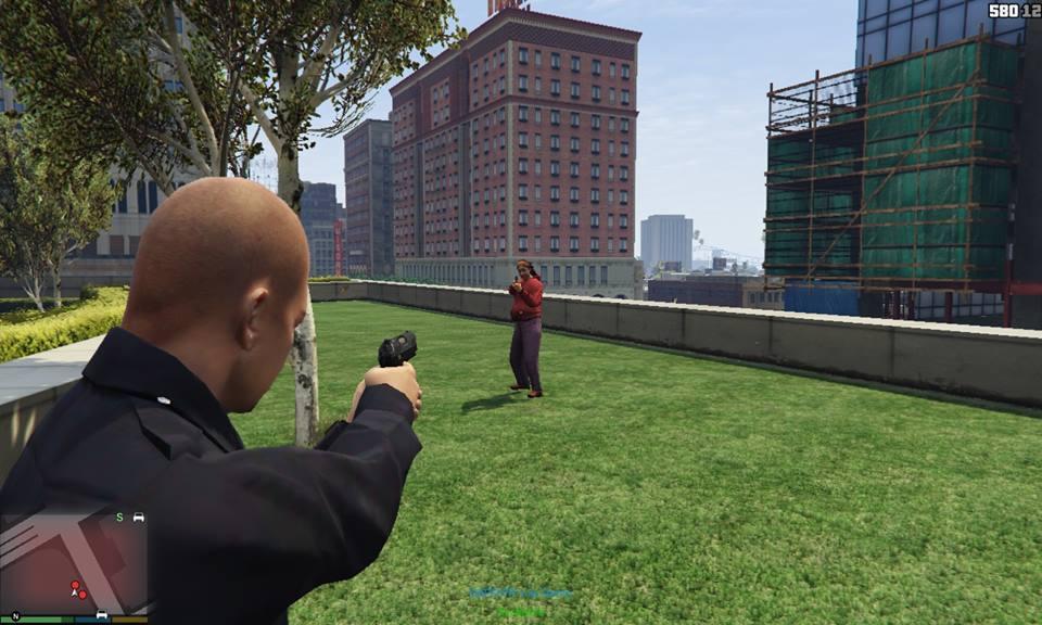 با Mod جدید GTA V، در نقش یک افسر پلیس بازی کنید + لینک دانلود | گیمفا