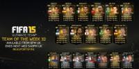تیم منتخب این هفته FIFA Ultimate Team نمایش داده شد | 22 آوریل